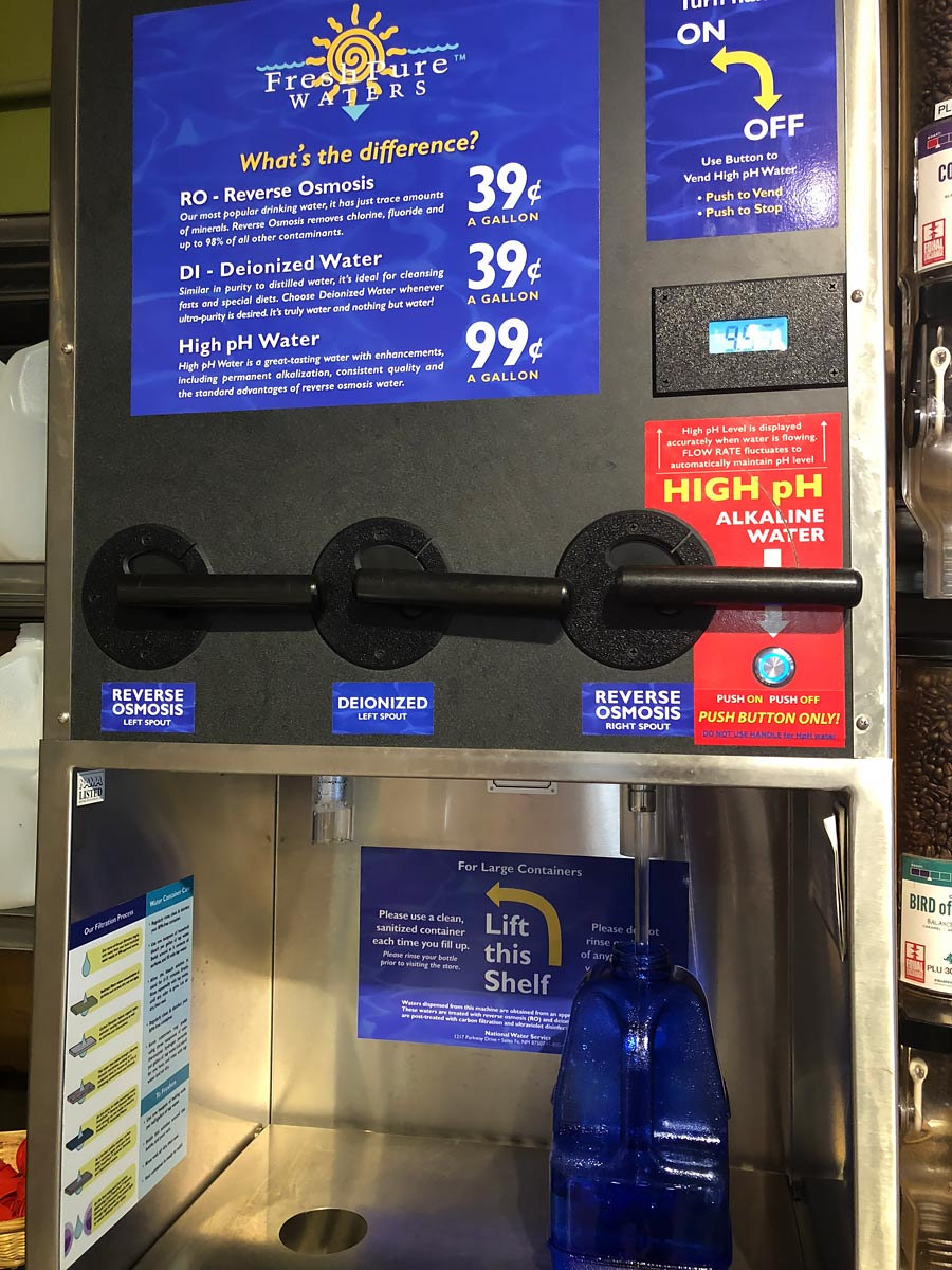 Our Retail Partners - Get FreshPure® Waters at Retail Store