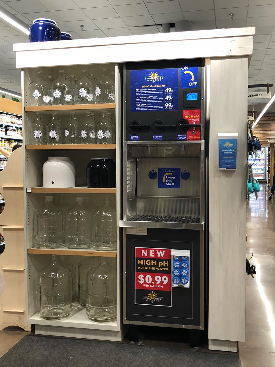 Our Retail Partners - Get FreshPure® Waters at Retail Store Locations