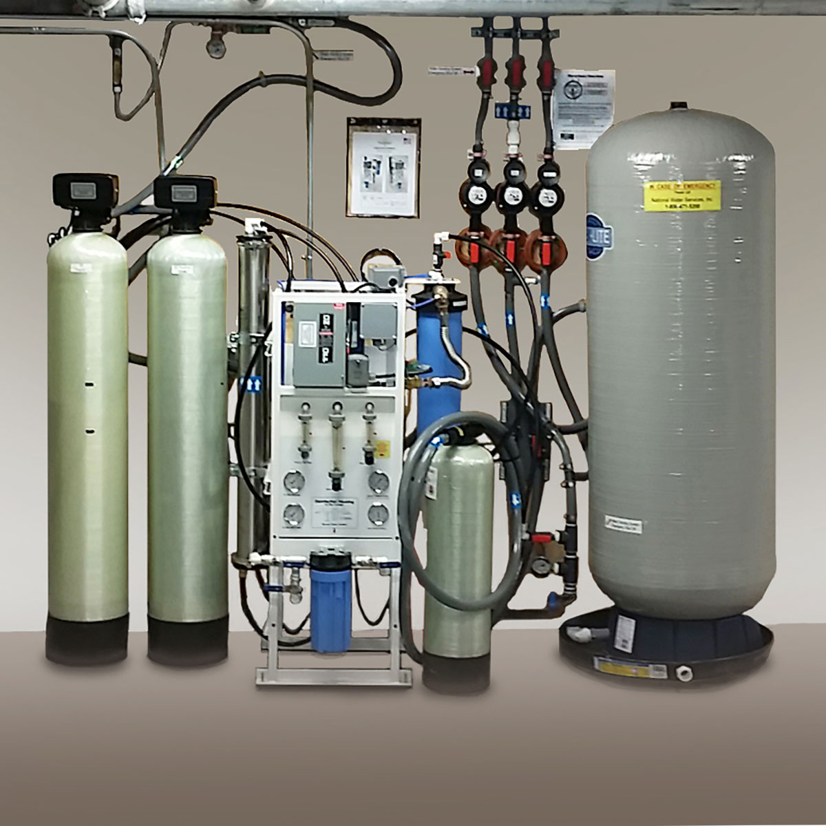 Our Water Quality and Purification Process
